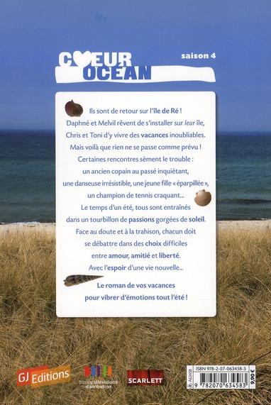 Coeur océan t.1 ; le tourbillon des sentiments