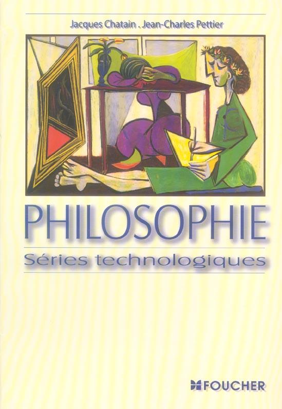 Philosophie Terminale Series Technologiques