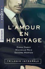 Vente Livre Numérique : L'amour en héritage  - Michelle Reid - Emma Darcy