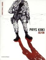 Couverture de Pays Kaki 92-08
