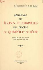 Répertoire des églises et chapelles du diocèse de Quimper et de Léon