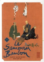 Couverture de Le Samourai Bambou - Tome 3