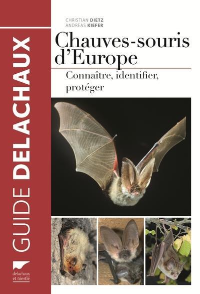 Chauves-souris d'Europe : connaître, identifier, protéger