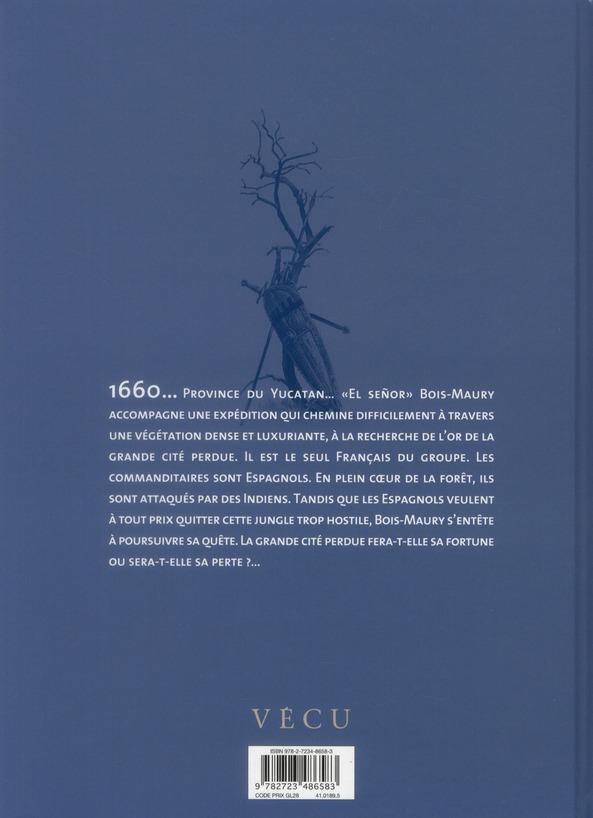 les tours de Bois-Maury t.15 ; oeil de ciel
