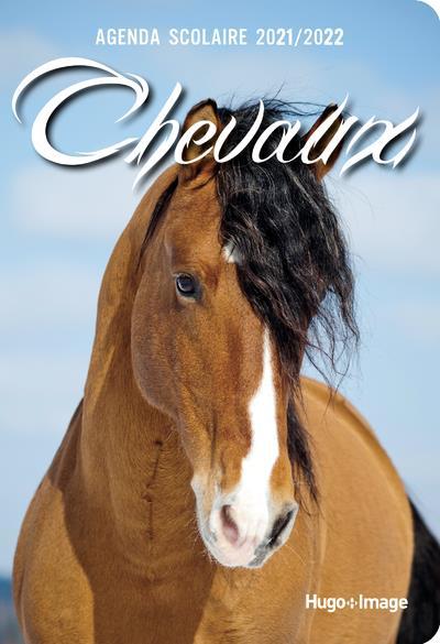 Agenda scolaire chevaux (édition 2021/2022)