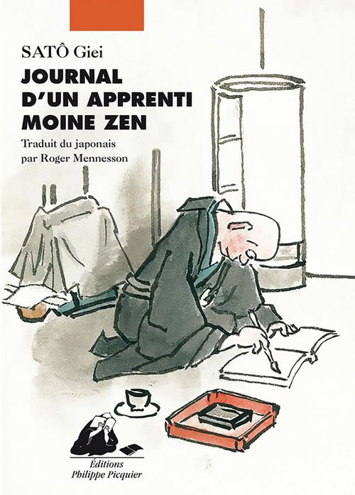Journal d'un apprenti moine zen