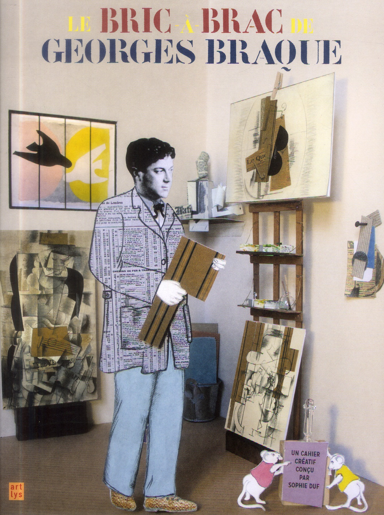Le bric a brac de Georges Braque