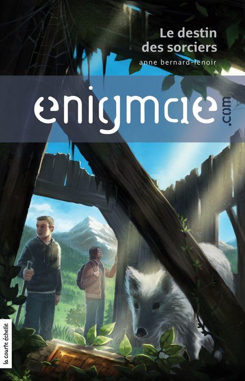 Enigmae.com t.2 ; le destin des sorciers