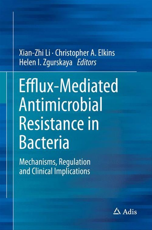 Efflux-Mediated Antimicrobial Resistance in Bacteria