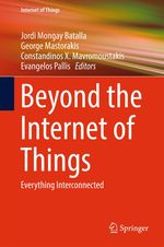 Beyond the Internet of Things