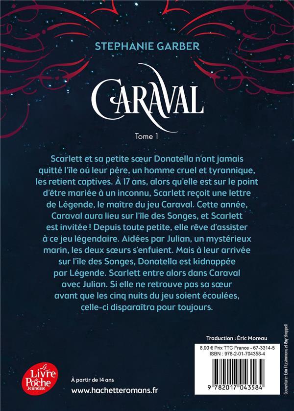 Caraval t.1