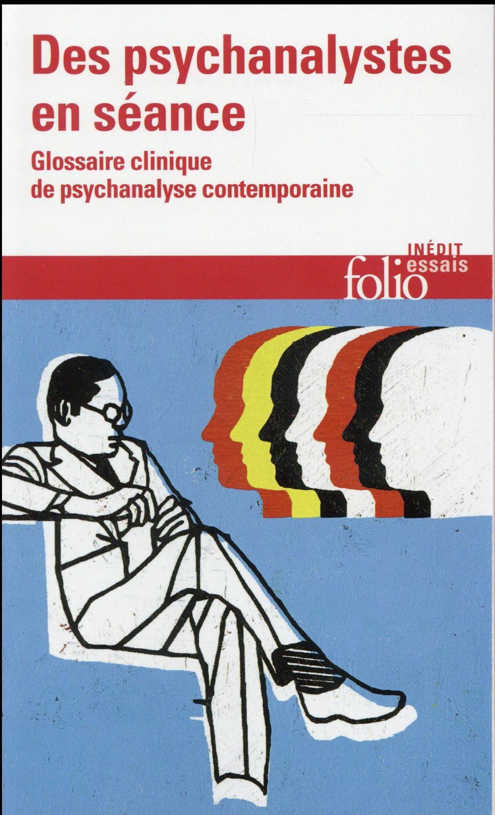 Des psychanalystes en séance