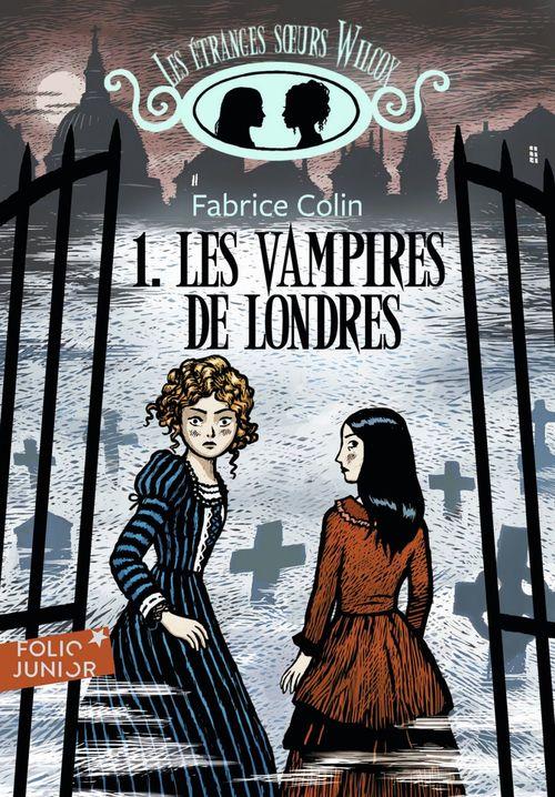 Les vampires de Londres t.1