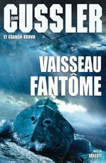 Vente EBooks : Vaisseau fantôme  - Clive Cussler - Brown Graham