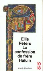 Couverture de La confession de frere halun