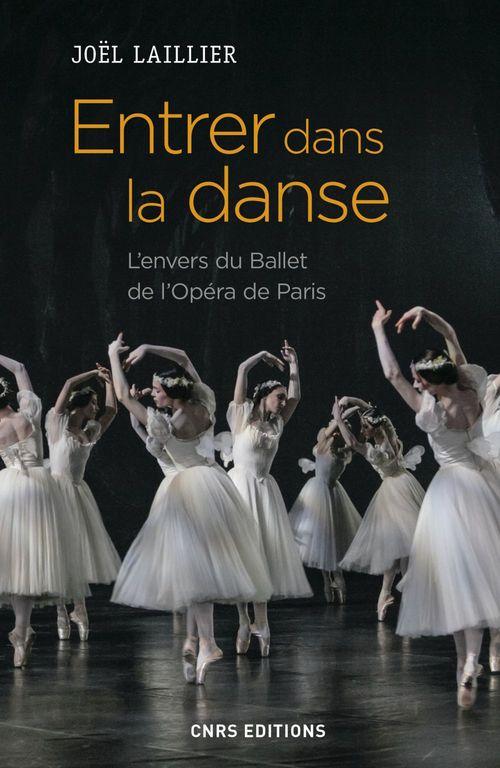 entrer dans la danse ; l'envers du ballet de l'Opéra de Paris