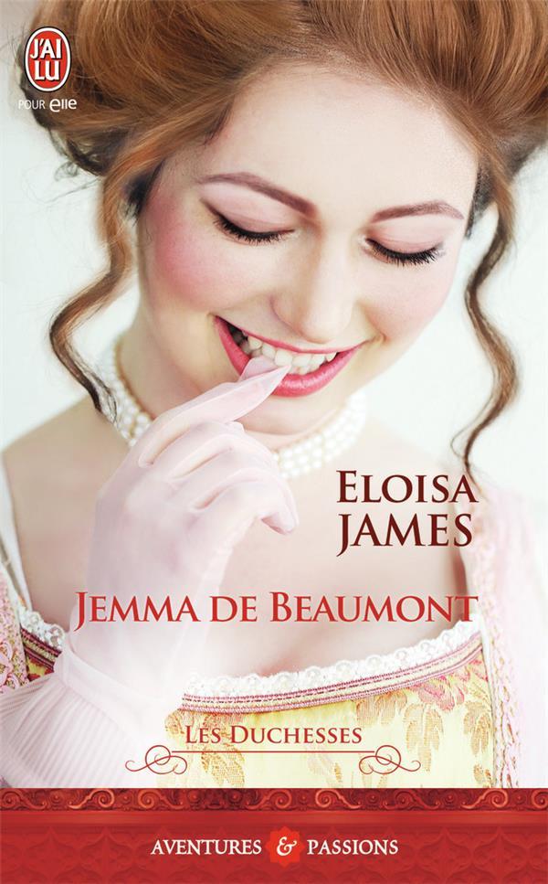Les duchesses T.5 ; Jemma de Beaumont