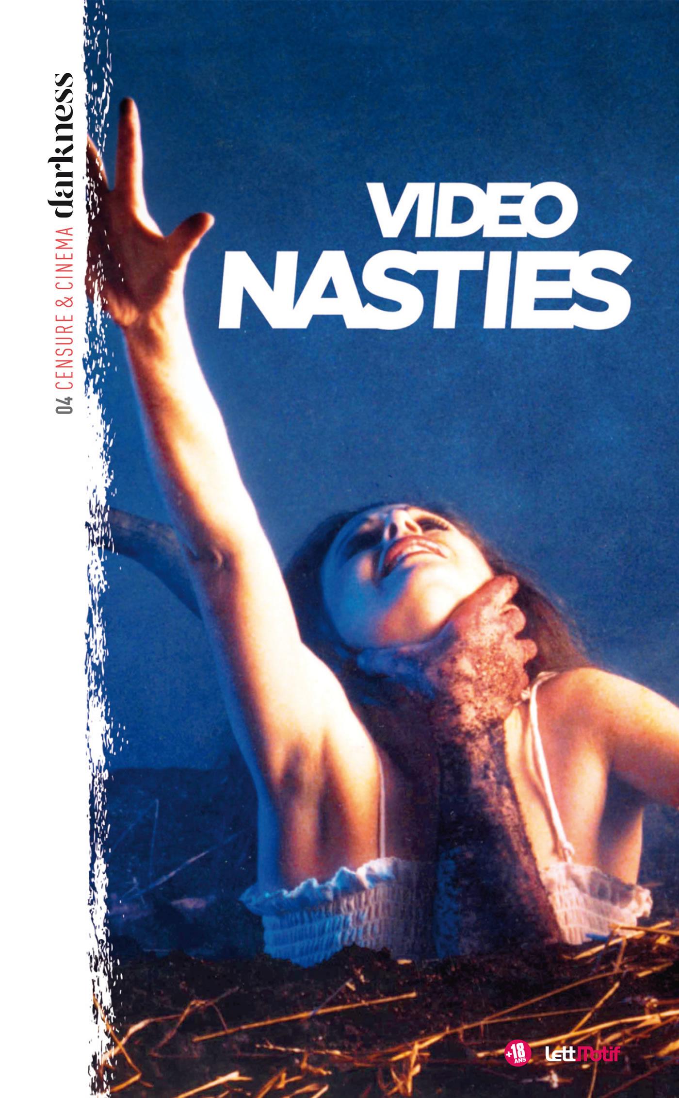 Censure et cinéma t.4 ; video nasties