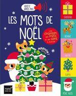 Vente Livre Numérique : Répète après moi - Les mots de Noël 1/3 ans  - Madeleine Deny