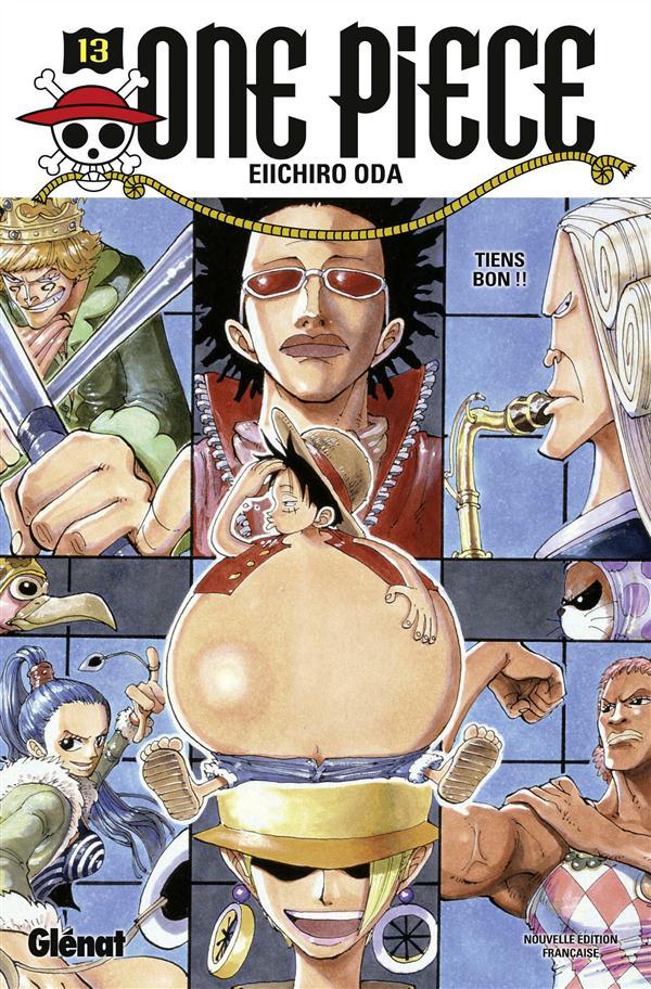 One Piece - édition originale t.13 ; tiens bon !!