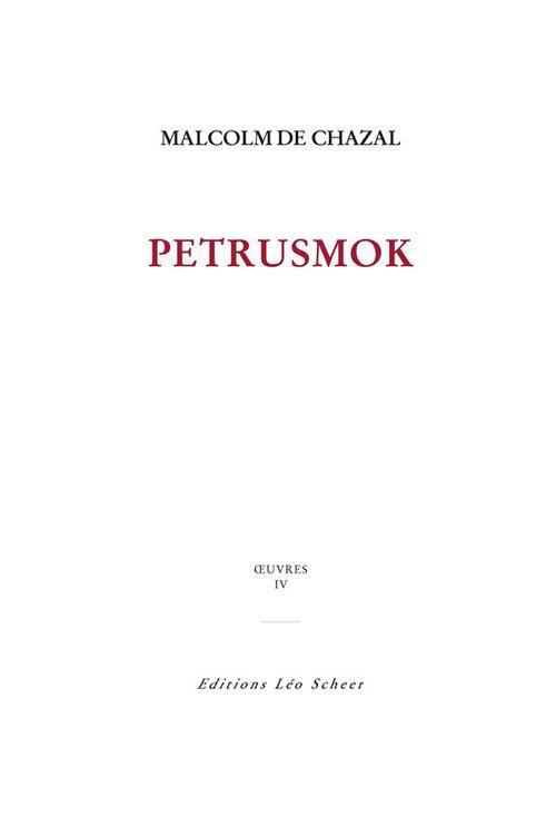 Petrusmok