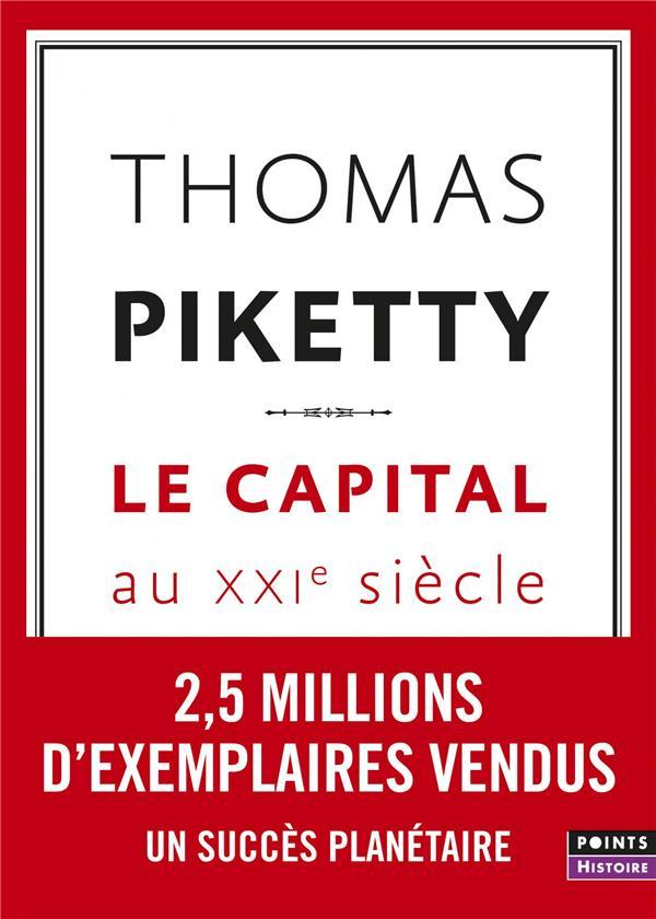 Le Capital Au Xxie Siecle