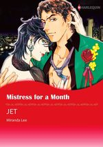Vente Livre Numérique : Harlequin Comics: Mistress for a month  - JET - Miranda Lee