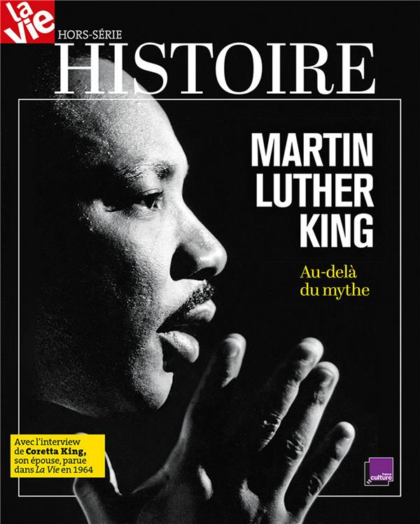 La vie ; martin luther king