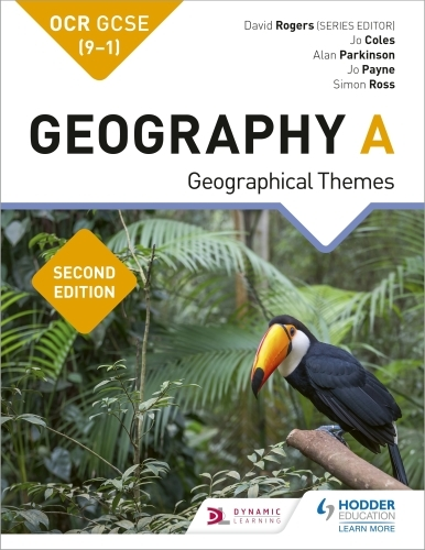 OCR GCSE (9-1) Geography A Second Edition