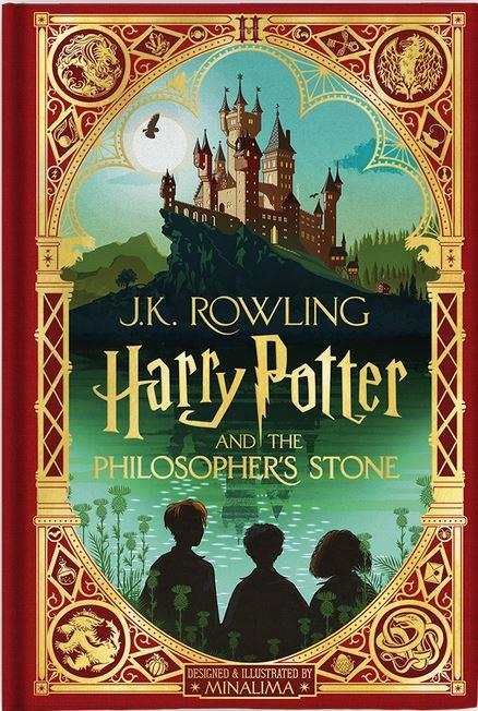 HARRY POTTER AND THE PHILOSOPHER''S STONE - MINALIMA EDITION