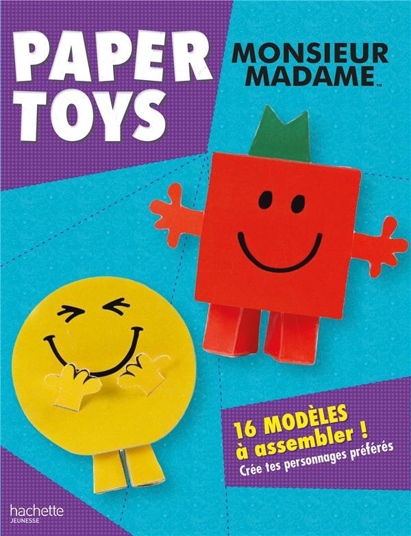 MONSIEUR MADAME  -  PAPER TOYS XXX