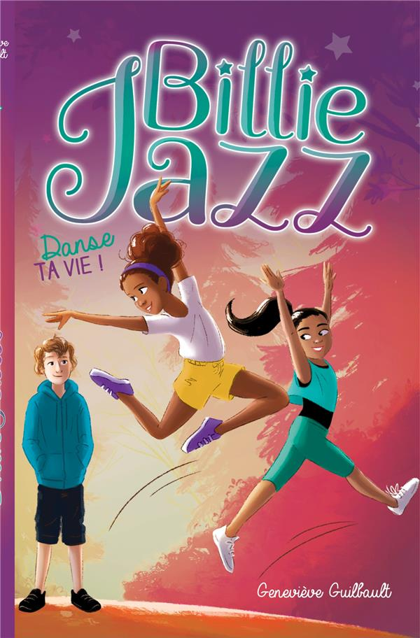 Billie Jazz T.5 ; danse ta vie !