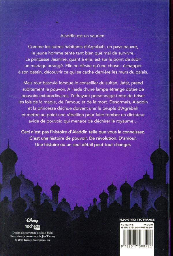 Ce rêve bleu (Aladdin) ; et si Aladdin n'avait jamais trouvé la lampe ?