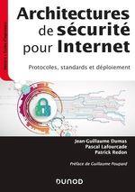 Vente Livre Numérique : Architectures de sécurité pour internet - 2e éd.  - Jean-Guillaume Dumas - Pascal Lafourcade - Patrick Redon
