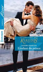 Vente EBooks : L'enfant du prince  - Sandra Marton