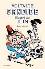 Vente Livre Numérique : Candide illustré par Juin  - Juin