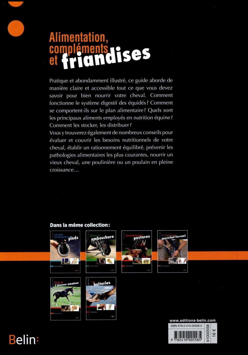 Alimentation, compléments et friandises (édition 2017)