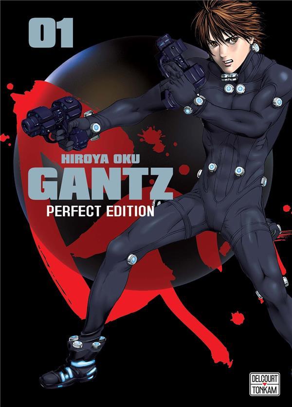 Gantz T.1