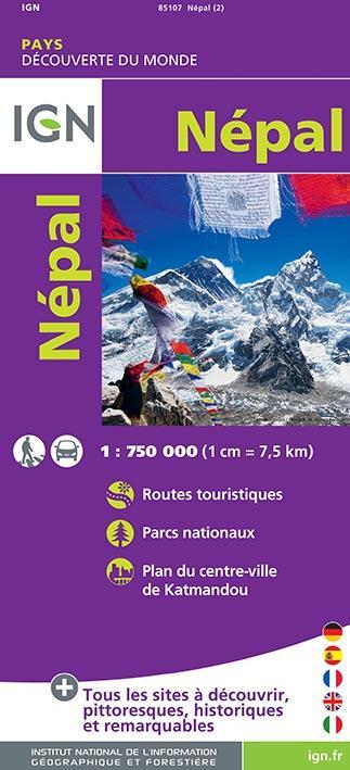 85107 ; Népal