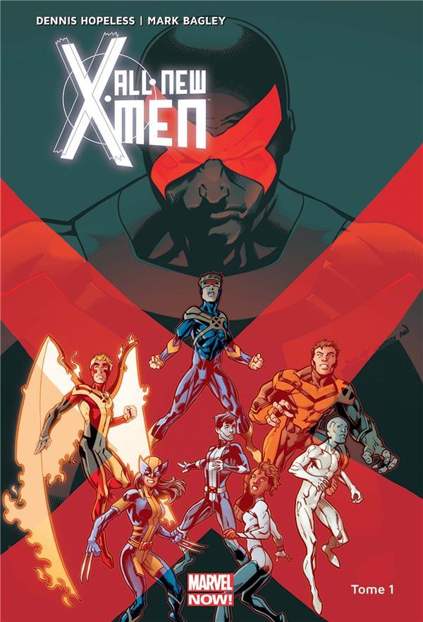 All new X-Men T.1