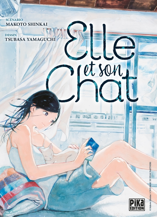 Elle et son chat - volume unique - elle et son chat