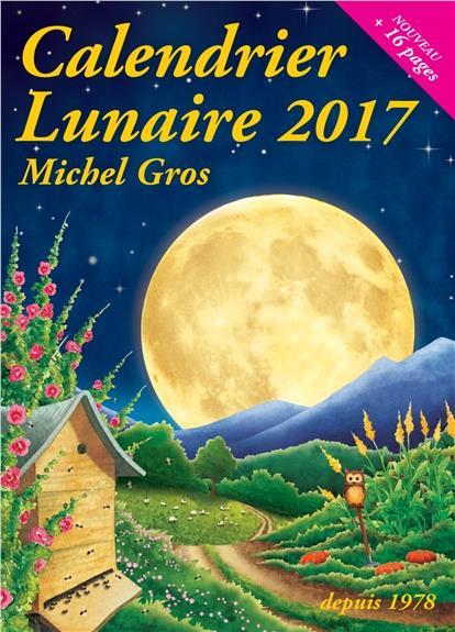 Calendrier lunaire 2017
