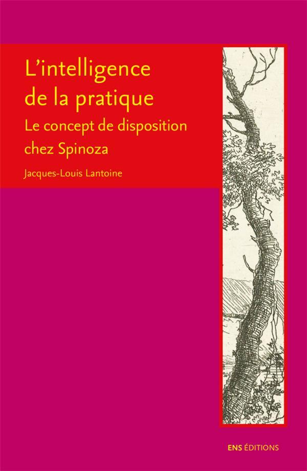L'intelligence de la pratique ; le concept de disposition chez Spinoza