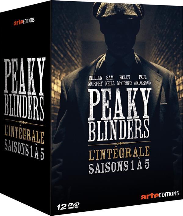 Peaky Blinders - L'intégrale saisons 1 à 5