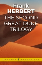 Vente EBooks : The Second Great Dune Trilogy  - Frank Herbert