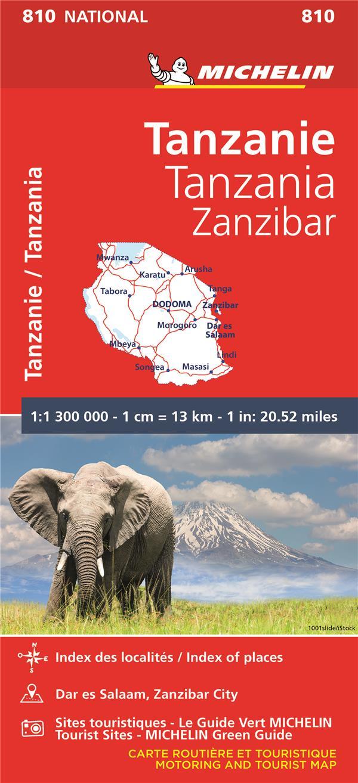 CN 810 TANZANIEZANZIBAR