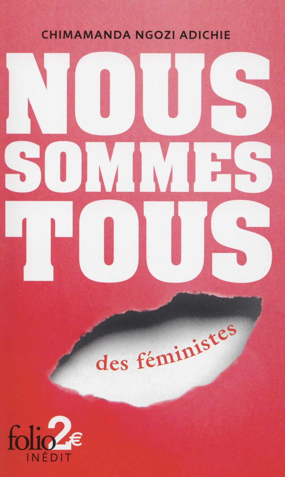 NOUS SOMMES TOUS DES FEMINISTES  LES MARIEUSES