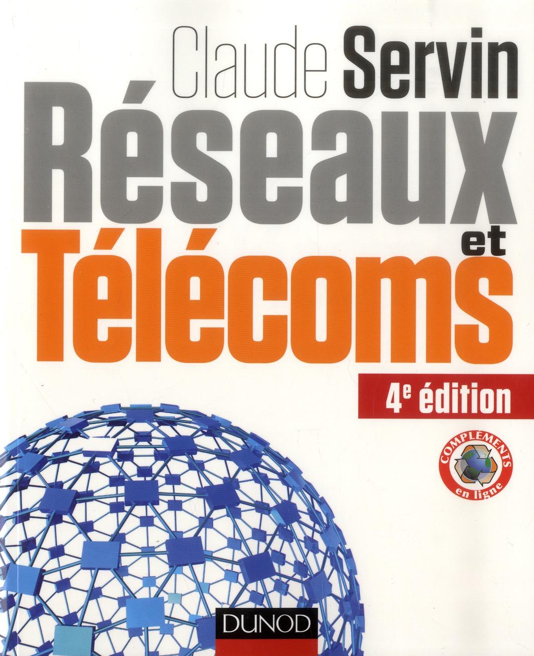 Reseaux Et Telecoms (4e Edition)