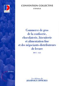 Commerce De Gros De La Confiserie, Chocolaterie, Biscuiterie Et Alimentation Fine Et Des Negociants-Distributeurs De Lev