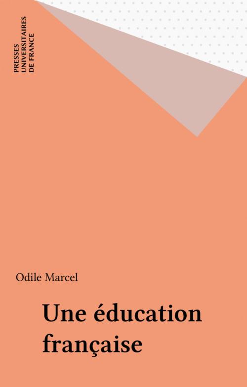 Une éducation française